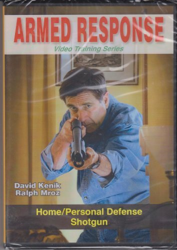 Home and Personal Defense Shotgun DVD New Gun Training David Kenik