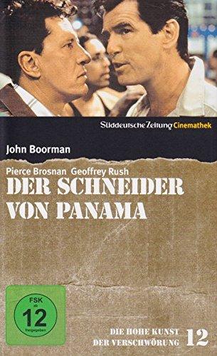 Der Schneider von Panama, DVD