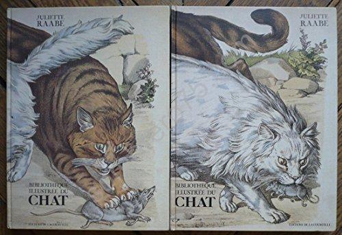Bibliothèque Illustrée du Chat (2 volumes)