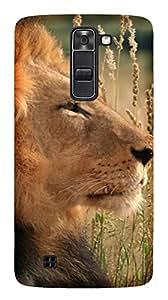 WOW Printed Designer Mobile Case Back Cover For LG K7