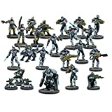 Mantic Games 5060208868562 - Deadzone - Enforcer Faction Starter - Spiele