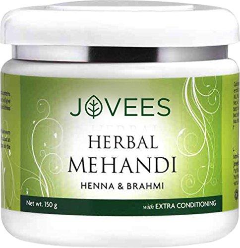 Jovees Henna & Brahmi Herbal Mehandi 150 g