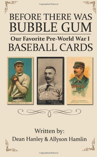 Before There Was Bubble Gum: Our Favorite Pre-World War I Baseball Cards -