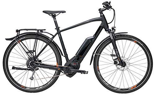 5a3479e4e146b2 Herren E-Bike 28 Zoll schwarz - Bulls Cross Street E1 CX Pedelec - Bosch CX  Mittelmotor