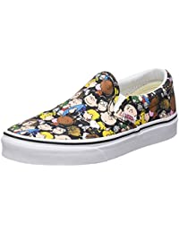 Vans Peanuts Classic Slip-On, Zapatillas Unisex Adulto