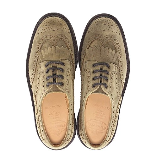 Stringata Plowden Mud Churc's Fango