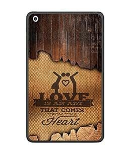 PrintVisa Designer Back Case Cover for Apple iPad Pro 12.9 Inches :: Apple iPad Pro Wi-Fi + Cellular (3G/LTE) 12.9 Inches :: Apple iPad Pro Wi-Fi (Wi-Fi) 12.9 Inches (Love Lovely Attitude Men Man Manly)