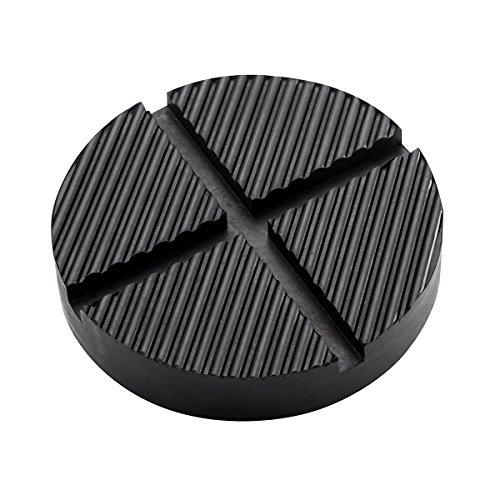 DXP Gummiauflage für Wagenheber mit Kreuz-Design, Ø100x30mm