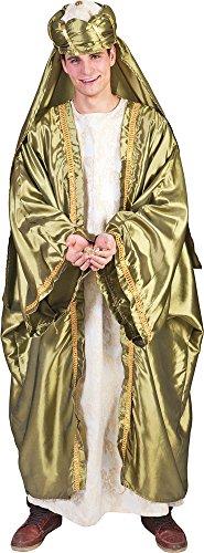 Heilige drei Könige Kostüm Melchior Grün - Tolles -