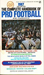 The Complete Handbook of Pro Football 1987