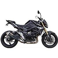 Auspuff Gladius 650 IXIL HYPERLOW Black plus Suzuki SFV 650 Gladius 09 bis 16 s