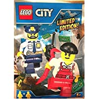 LEGO City Policeman and Crook Foil Pack 951701 (Bagged)