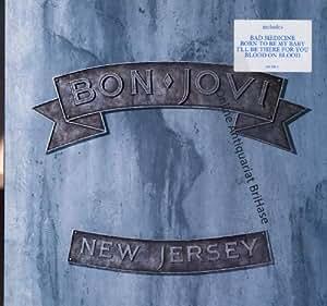 New Jersey [Vinyl LP]