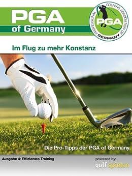 PGA Pro-Tipps 4 (Effizientes Training) von [Pfeffer, Friso]