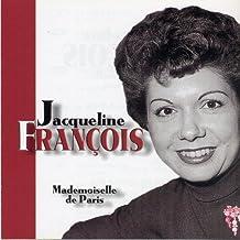 """CD Jacqueline François """"Mademoiselle de Paris"""""""