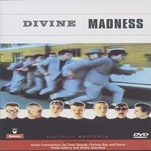 Madness - Divine Madness [DVD] [2002]