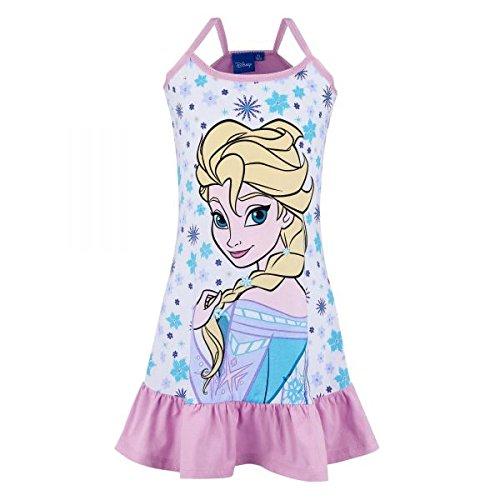 Disney Die Eiskönigin Elsa & Anna Mädchen Nachthemd - violett - 140