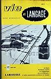 Telecharger Livres VIE ET LANGAGE No 132 du 01 03 1963 SOMMAIRE LE SAPIN ET QUELQUES AUTRES RESINEUX PAR RENE MONNOT CLIQUETIS DE MOTS PLUS OU MOINS TRADUISIBLES PAR M CASSAGNAU CES BUVEURS D AIR LES BOBELINS UN POEME ET SON COMMENTAIRE LES WAGONS DE TROISIEME POEME DE MARCEL THIRY COMMENTE PAR LOUIS DUPONT FIN DE CITATION PAR RENE LAFON COUPE EMILE DE GIRARDIN 1963 PROBLEMES ANGLAIS PAR PAULE DE GIMAZANE EN FEUILLETANT LE PETIT LAROUSSE K TELEPHERIQUE OU TELEFERIQUE PAR AUBERT DE HUY MOTS (PDF,EPUB,MOBI) gratuits en Francaise