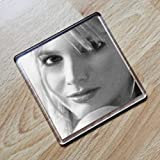 Seasons LISA FAULKNER - Original Art Coaster #js005