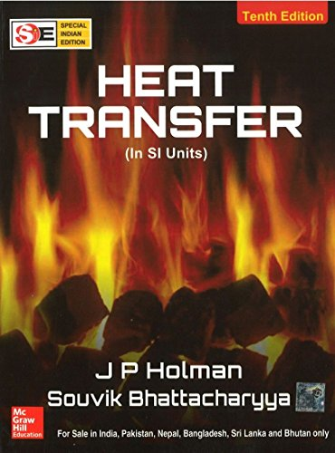 Heat Transfer - SIE (Si Units)