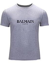 74a017ab Amazon.co.uk: Balmain Tops T shirts - Tops, T-Shirts & Shirts / Men ...