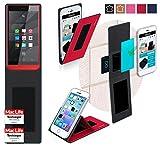 reboon Obi Worldphone SJ1.5 Hülle in Rot | Multifunktional | Testsieger