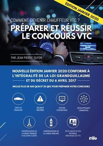 Préparer et réussir le concours VTC : Comment devenir chauffeur VTC ?