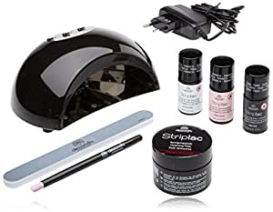 alessandro striplac starter kit french 1er pack amazon. Black Bedroom Furniture Sets. Home Design Ideas