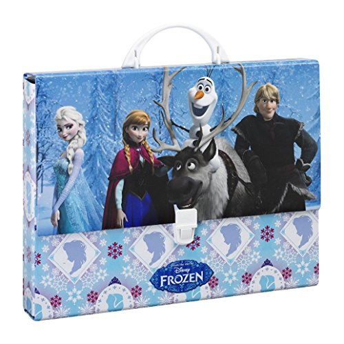 Frozen - Maletin, color azul (Safta)
