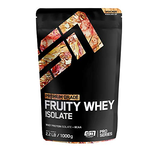 Esn Fruity Whey Isolate Fresh Orange, 1000 g