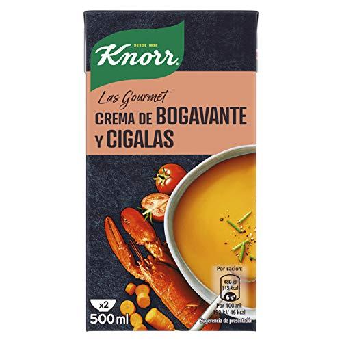 Knorr Crema Bogavante Y Cigalas - 0,5 l