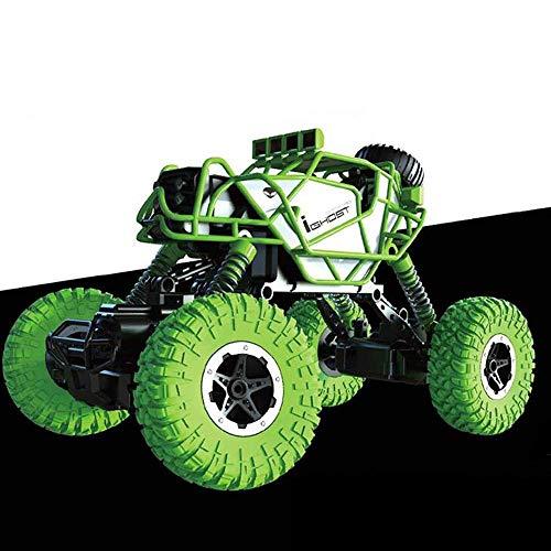 LIIYANN RC Auto 1:20 4WD High Speed   Off Road Fernbedienung Auto 20 km/h 2,4 GHz All Terrain Radio Controlled Racing Monster Truck 1000 mAh Batterie Perfekt für Kinder J