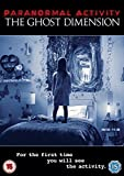 Paranormal Activity: The Ghost Dimension [DVD] [2015]