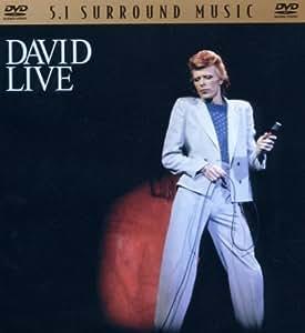 David Live [DVD AUDIO]