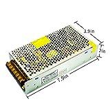 BTF-LIGHTING DC5V 20A 100W Aluminium Netzteil für WS2812B APA102 LED8806 WS2801 SK6812 LED-Streifenmodule Licht