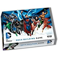 DC Comics Deck-Building Game