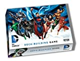 Cryptozoic Entertainment 330247 - Jeu De Cartes - Dc Comics - Deck Building