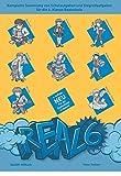 REAL 6. Komplette Sammlung von Schulaufgaben und Stegreifaufgaben für die 6. Klasse Realschule. Mit integriertem Aufgabenteil und separatem Lösungsheft