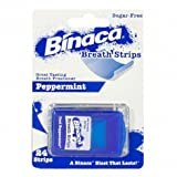 Binaca Breath Strips 24pc Cool Peppermint