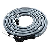 Plastiflex Komfort Schlauch für Zentralstaubsauger/Staubsaugeranlage, 10.7m Länge, passend für viele Marken und Anbieter