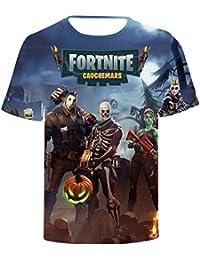 SERAPHY 2018 Ankunft Unisex 3D Druck Shirt Fortnite Tshirt für Damen Herren bef7d18975