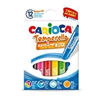 Carioca C4742738 Temperello Poster Paint Stick