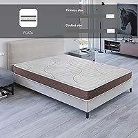 ROYAL SLEEP Colchón viscoelástico 140x200 de máxima Calidad, Confort, adaptabilidad y firmeza Alta,