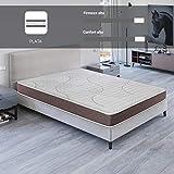 ROYAL SLEEP Colchón viscoelástico 150x190 de máxima Calidad, Confort, adaptabilidad y firmeza Alta, Altura 19cm -...