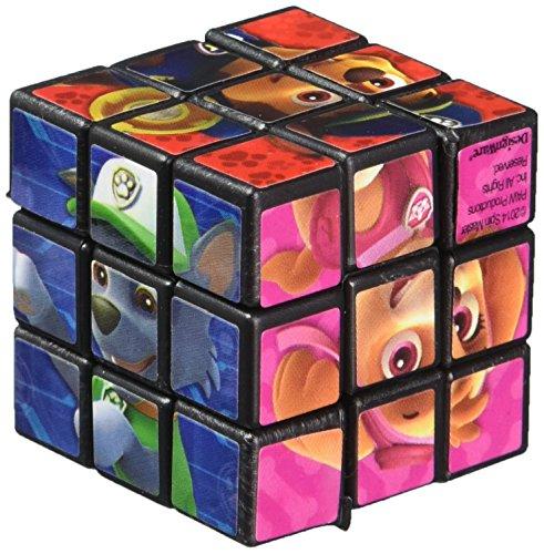 amscan Cube Pc Paw Patrol Puzzle Cubo Party Favor-1 Unidad