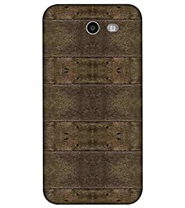 For Samsung Galaxy J3 (2017) brown wood pattern, wood pattern, pattern, wood Designer Printed High Quality Smooth Matte Protective Mobile Pouch Back Case Cover by BUZZWORLD