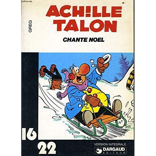 Achille Talon chante Noël (Achille Talon...)