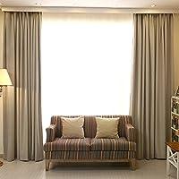 KDFGFJDHFHJGFUJG Vorhang Shading Curtain Produkte Einfach Modern  Schlafzimmer Wohnzimmer Mit Fenstern Und Boden Zu
