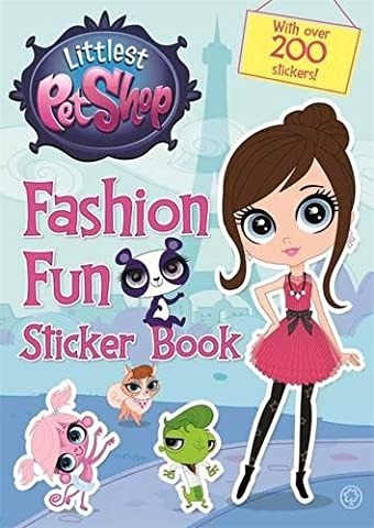 Fashion Fun Sticker Book
