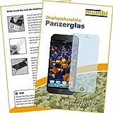 1x mumbi Panzerfolie iPhone SE 5 5S 5C Glasfolie Hartglas 9H